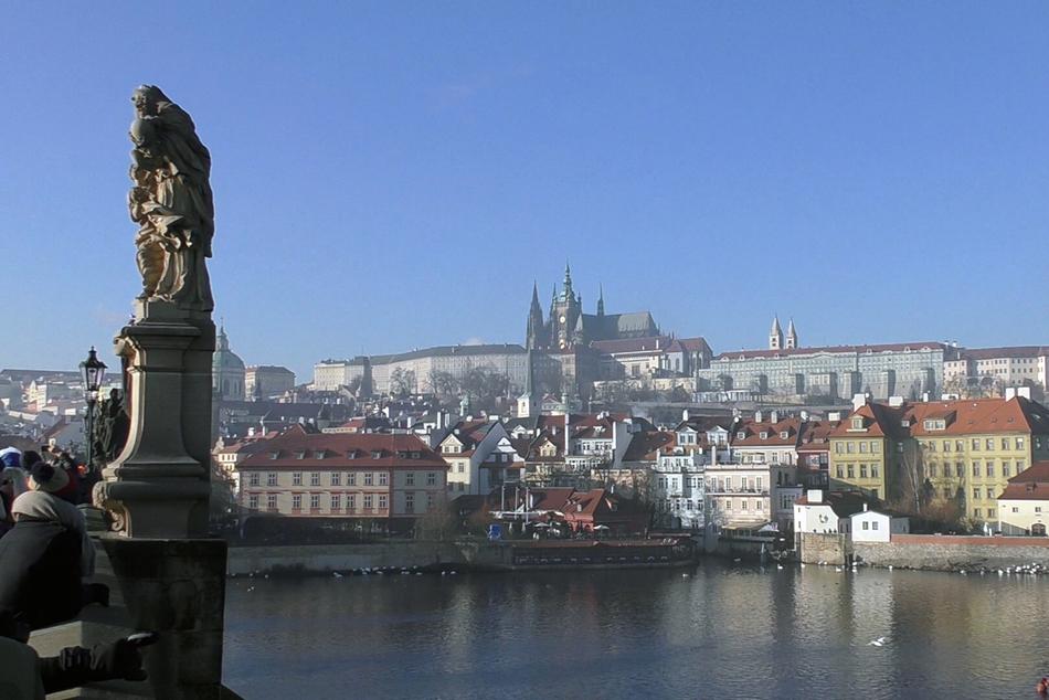 Natale a Praga
