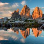 Dolomiti: tre cime e relax