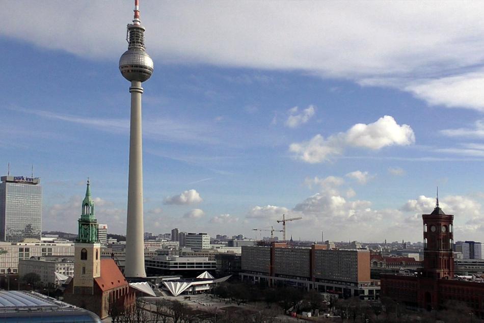 Tre giorni a Berlino