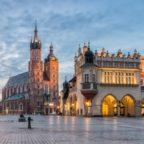 Natale a Cracovia